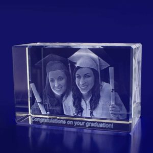photo etched crystal monolith 3d