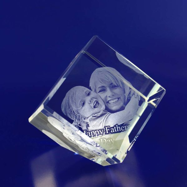 laser photo crystal diamond 50mm 2d