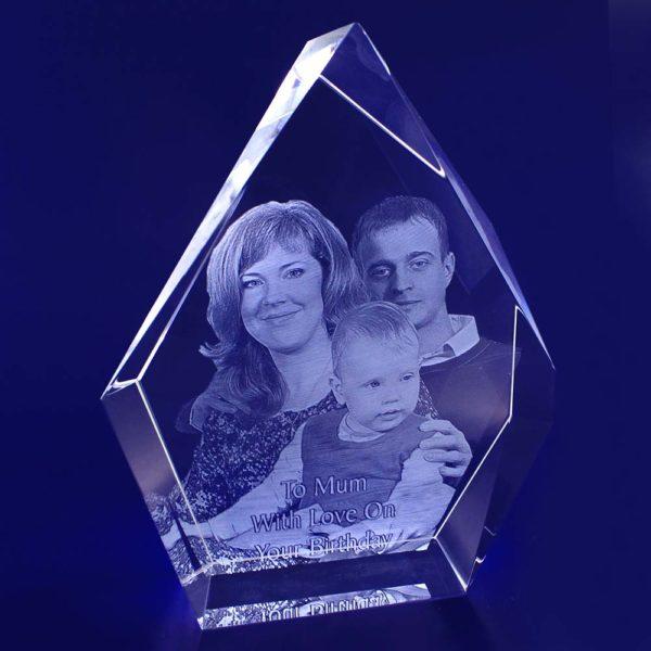 photo crystal large prestige 2d