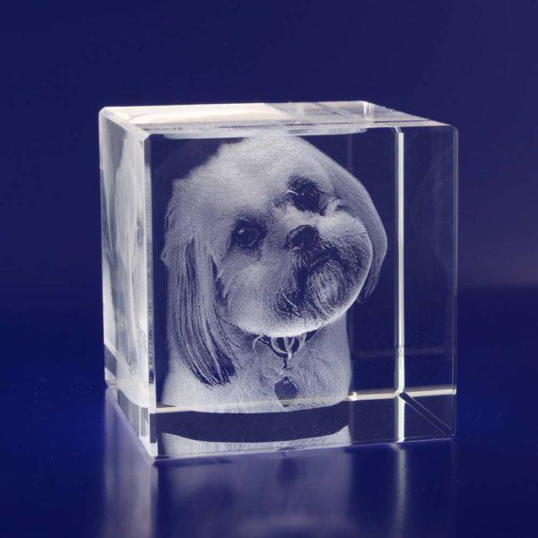 Photo cube 50mm 3d