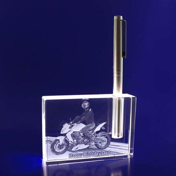 photo etched crystalpen holder 2d