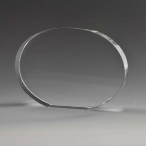 Oval Crystal
