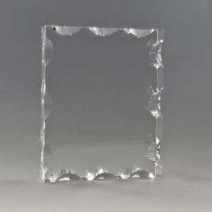 Rectangle Moon Crystal