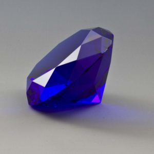 Jewel - Coloured Crystal