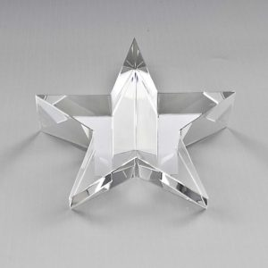 Supine Star Crystal