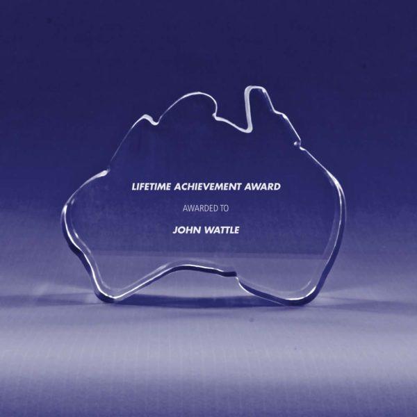 Australia Crystal Trophy