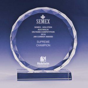 SUN Crystal award